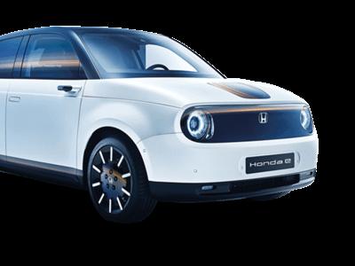 Honda Business: Honda E on CH