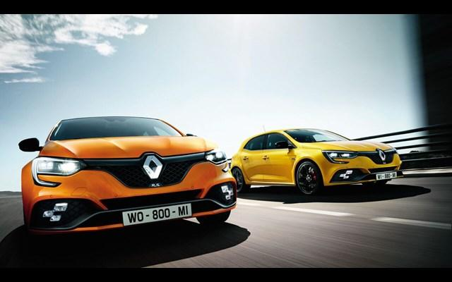 The New Renault Megane R.S.