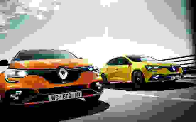 The New Renault Megane R.S. 5.9% Offer