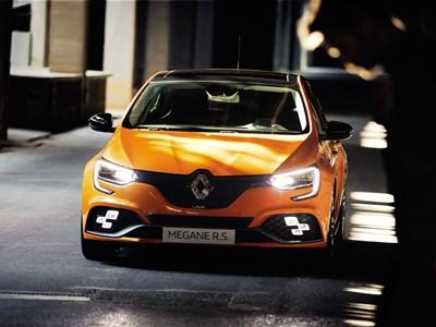 Renault Business - Megane R.S - Contract Hire