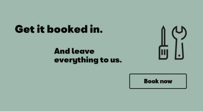 Book your SEAT service