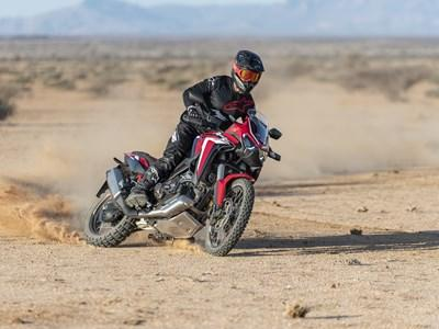 Honda Motorcycles - Africa Twin Offer