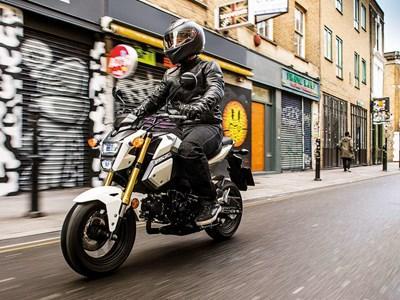 Honda - MSX125 Offers