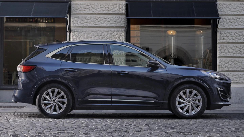 All-New Ford Kuga PHEV