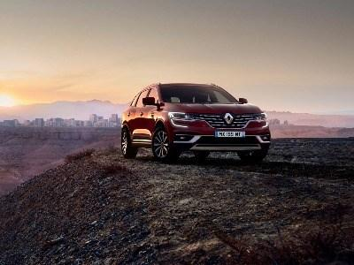 Renault Business - ALL-NEW Koleos - Contract Hire