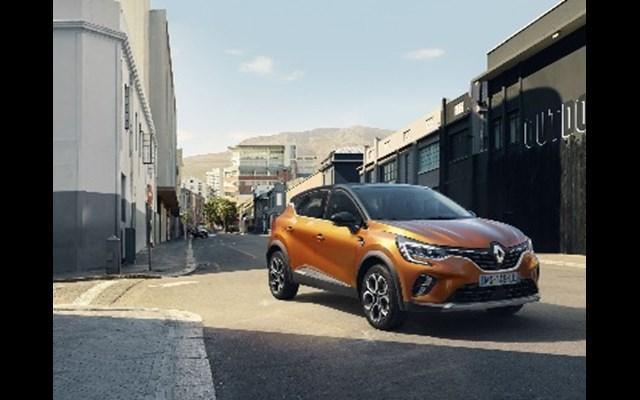 Renault Motability - Captur Offer