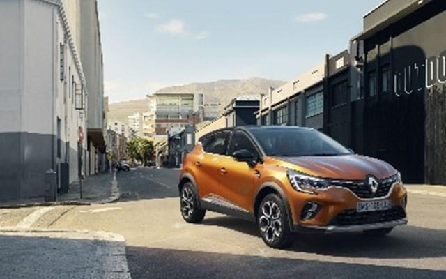 Renault Motability - Captur