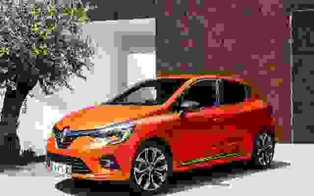 Renault Motability - Clio