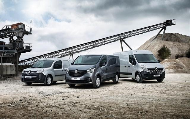 Renault Business - Kangoo - Contract Hire