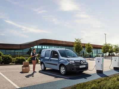 Renault Business - Kangoo Z.E. - Contract Hire