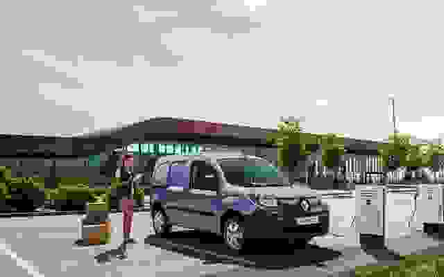 Renault Business - Kangoo  Z.E. - HP & LP