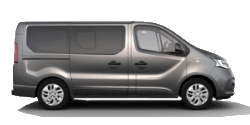 New Renault TRAFIC SpaceClass