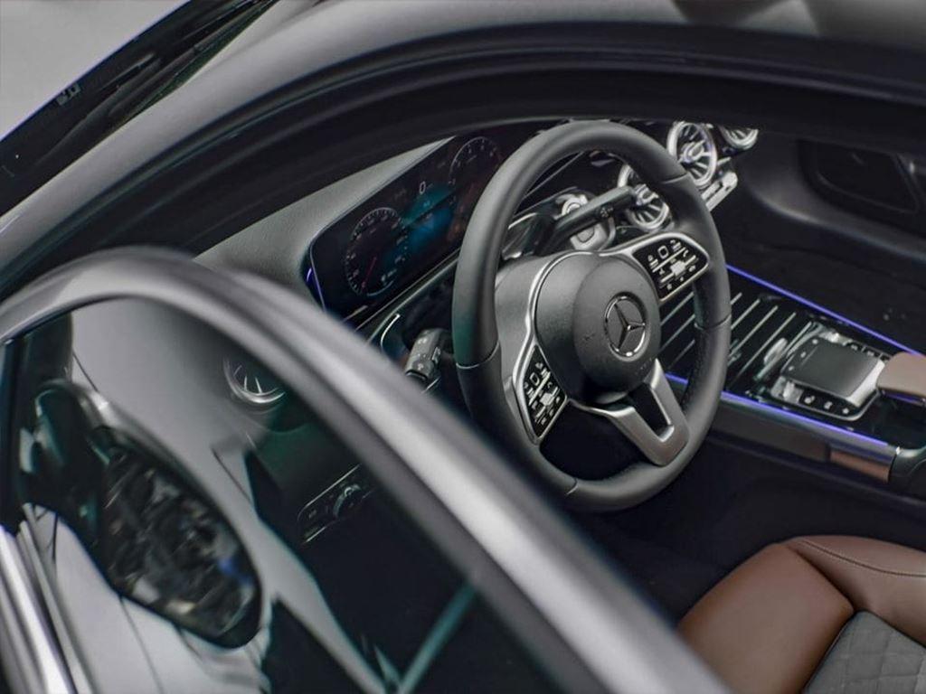 GLB-Class Steering Wheel