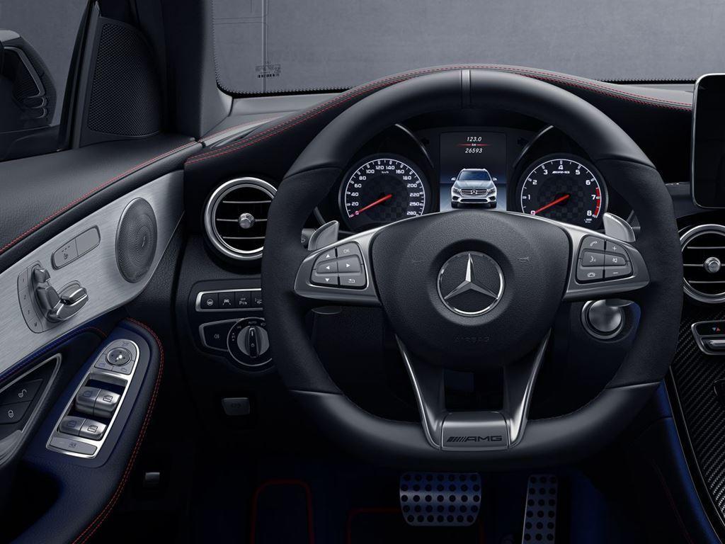 GLC Coupe Dashboard