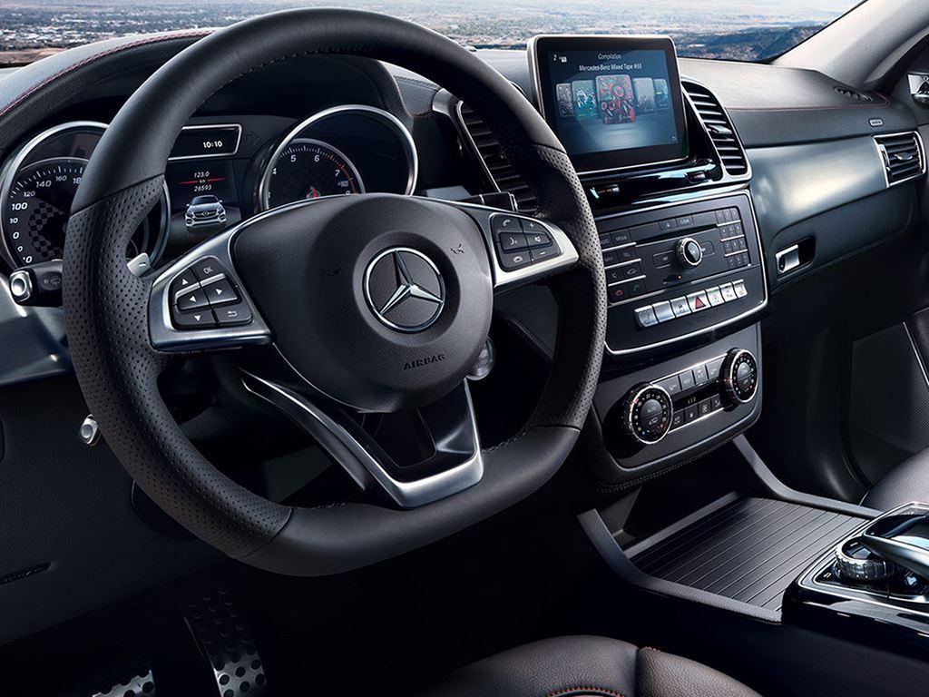 GLE Coupe Steering Wheel