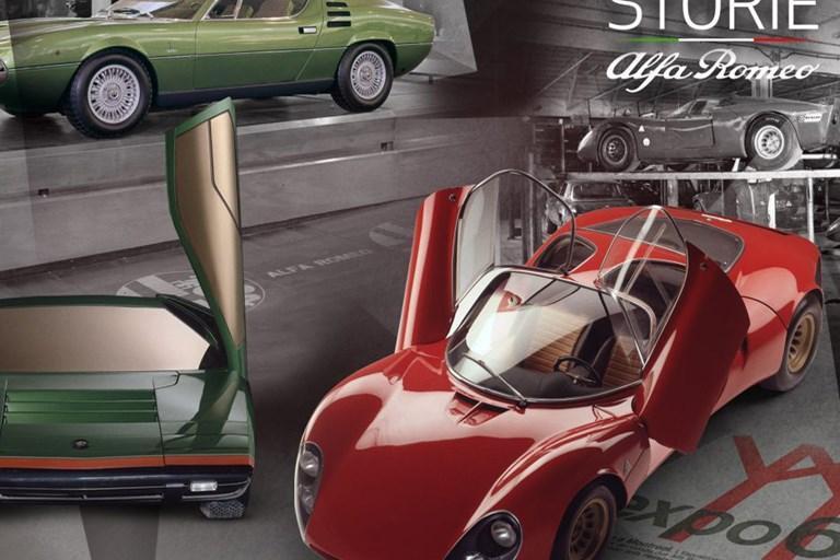 """Storie Alfa Romeo"