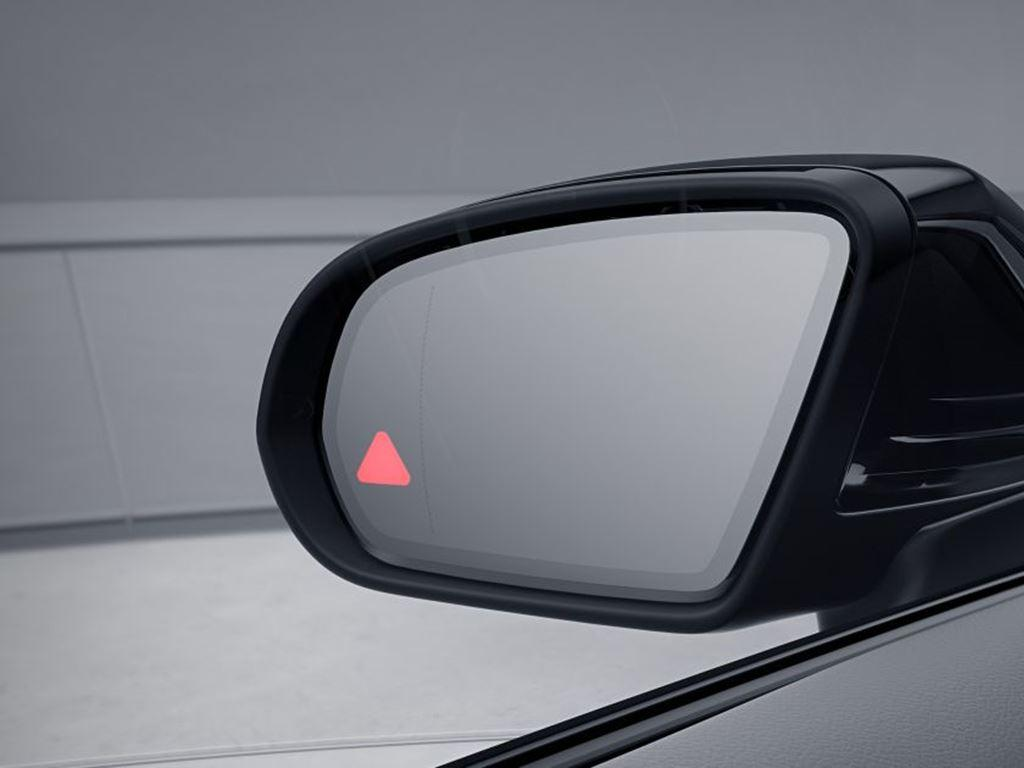 C-Class Coupe Wing Mirror