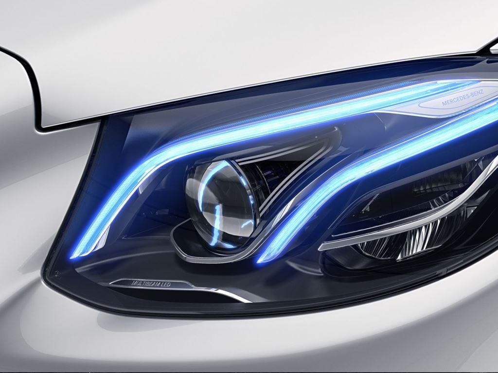 E-Class Coupe Light
