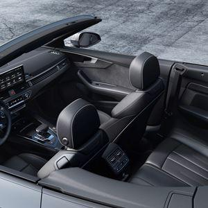 New Audi A5 Cabriolet