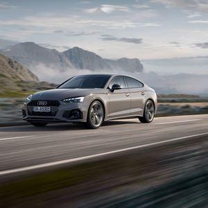 New Audi A5 Sportback