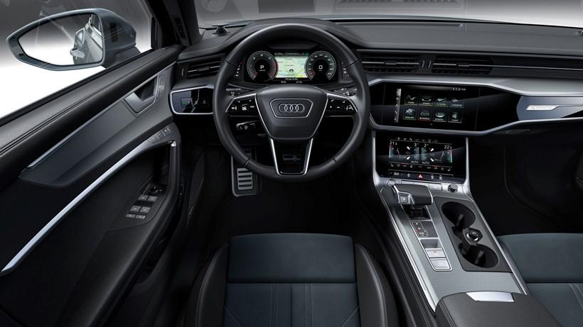 New Audi A6 Allroad