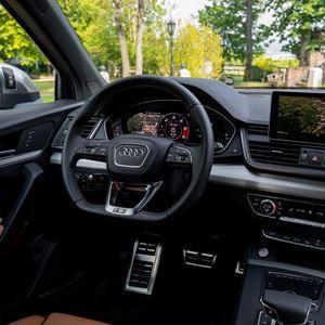 New Audi SQ5