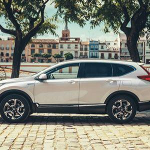 New Honda CR-V Hybrid