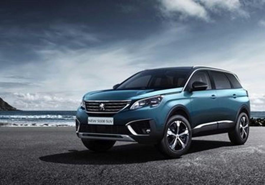 Peugeot 5008 SUV Active Premium 1.2l PureTech 130 S&S