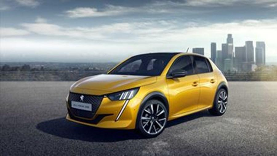 Peugeot All-New 208 Active 1.2l PureTech 75 5-Speed
