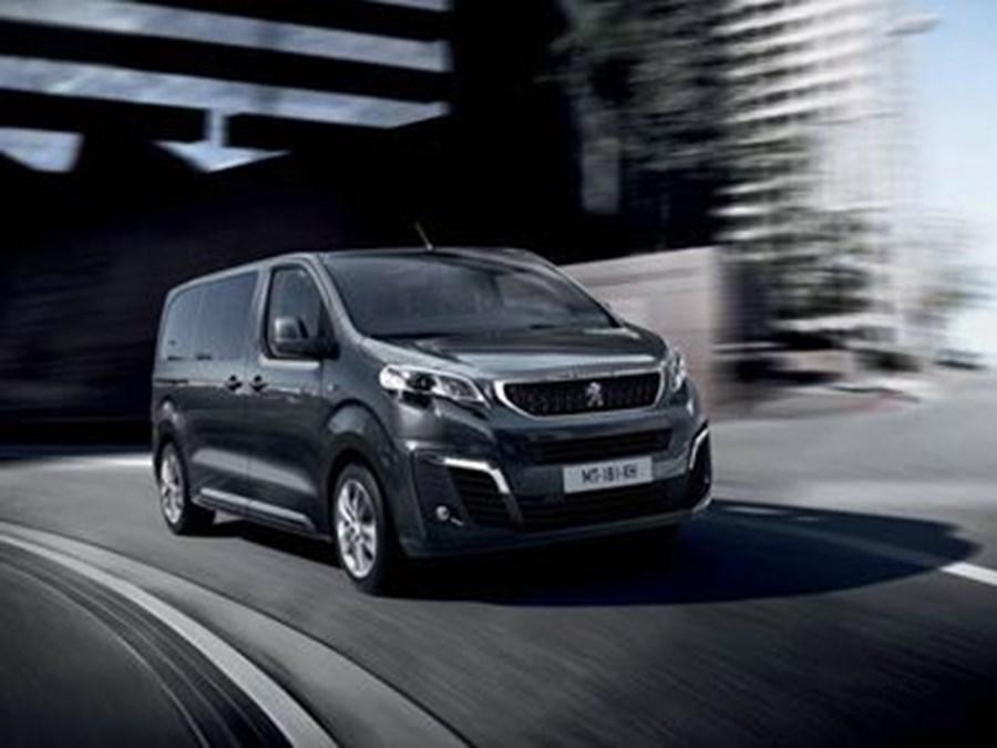 Peugeot Traveller Active 1.5L BlueHDi 120 Standard