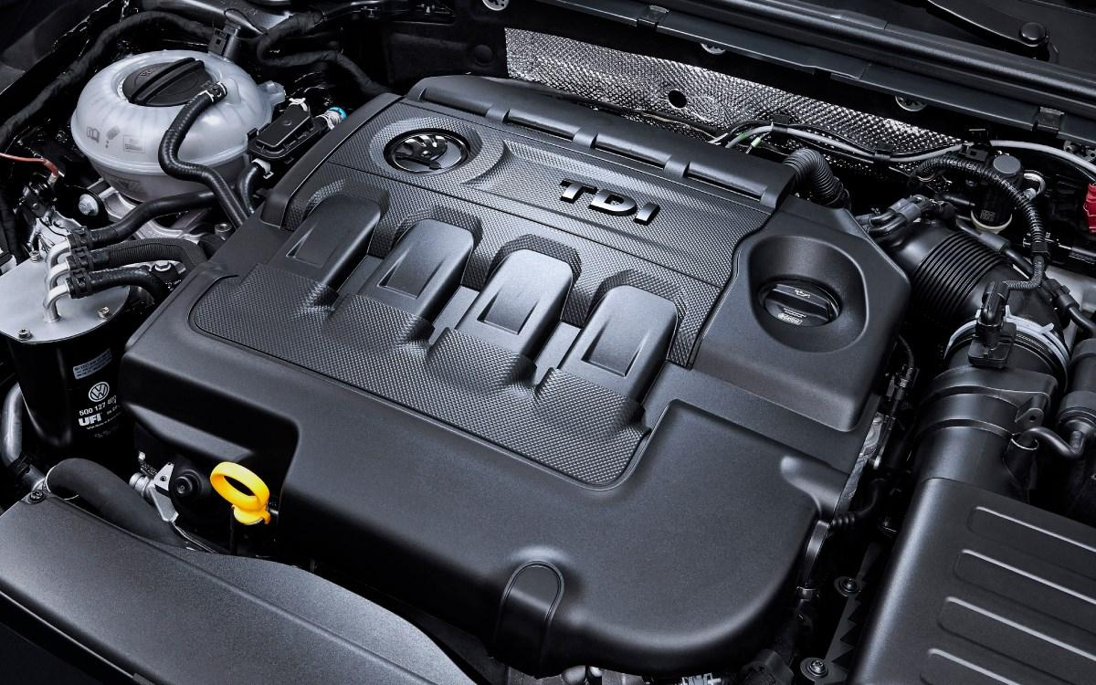Skoda TDI Engine