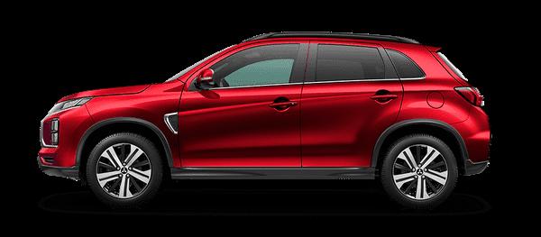 Mazda Mitsubishi ASX