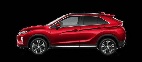 Mazda Mitsubishi Eclipse Cross