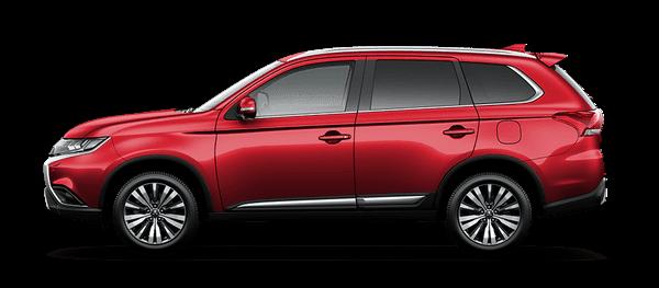 Mazda Mitsubishi Outlander