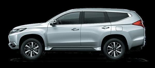 Mazda Mitsubishi Shogun Sport