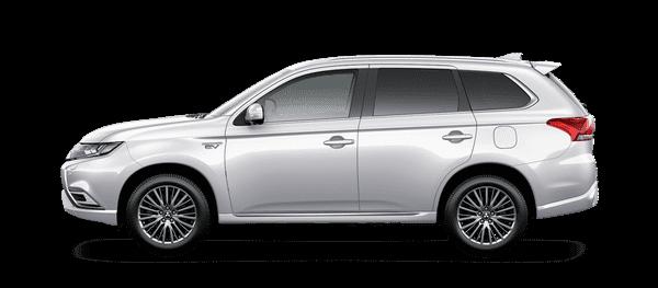 Mazda Mitsubishi Outlander PHEV