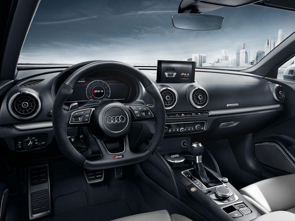 RS3 Interior