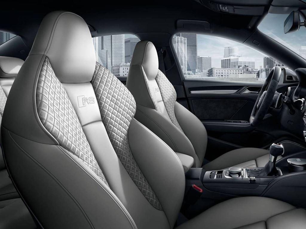 RS3 Interior Seats