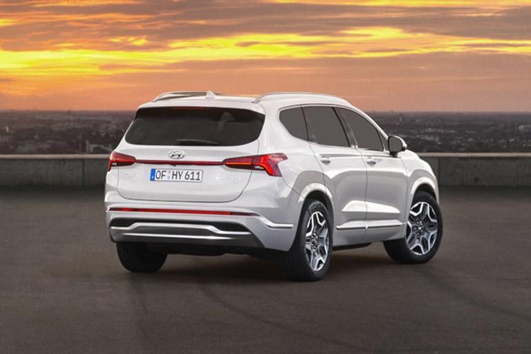 Hyundai Motor reveals the new Santa Fe