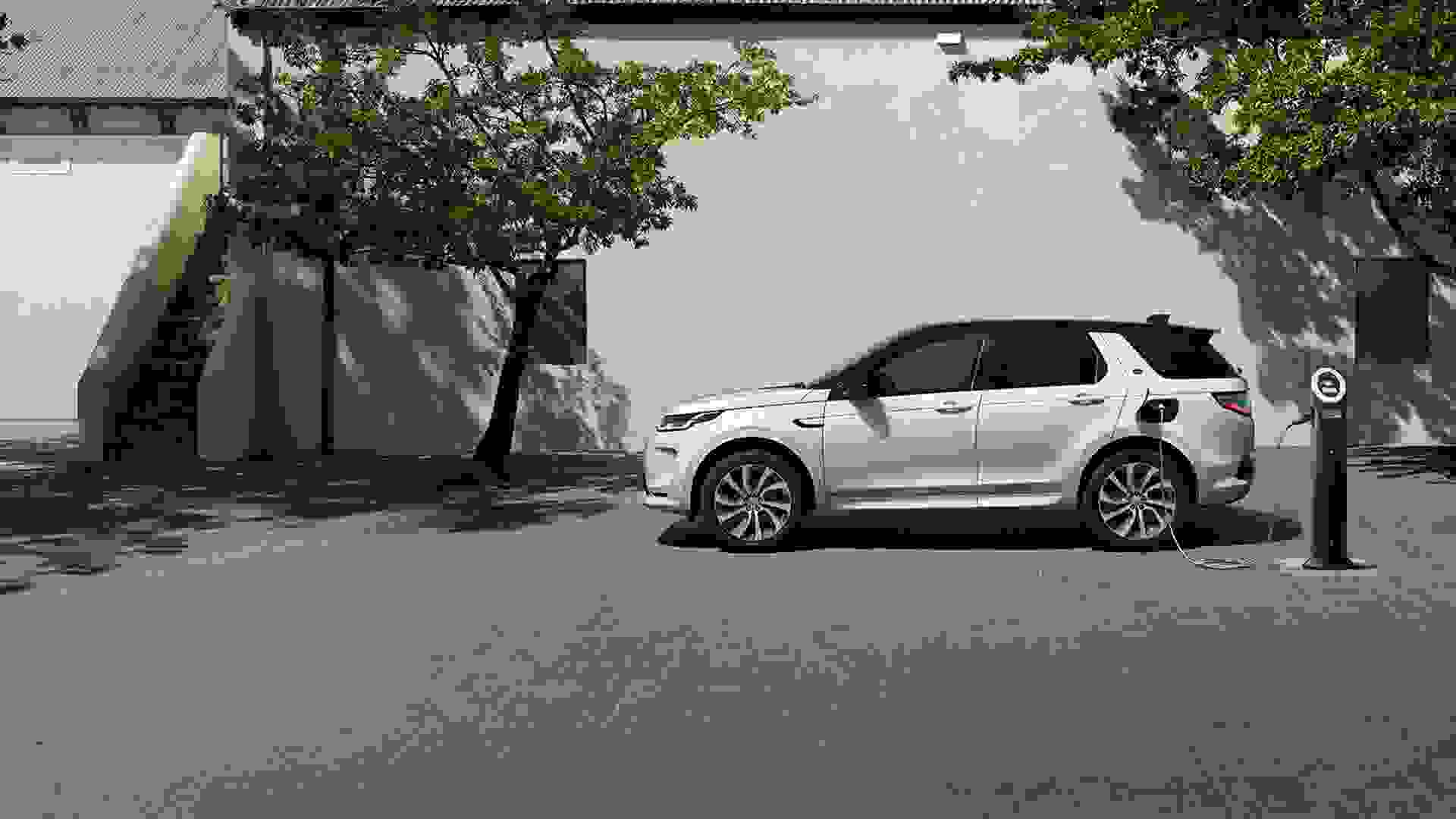 Land Rover Discovery Sport Plug-in Hybrid