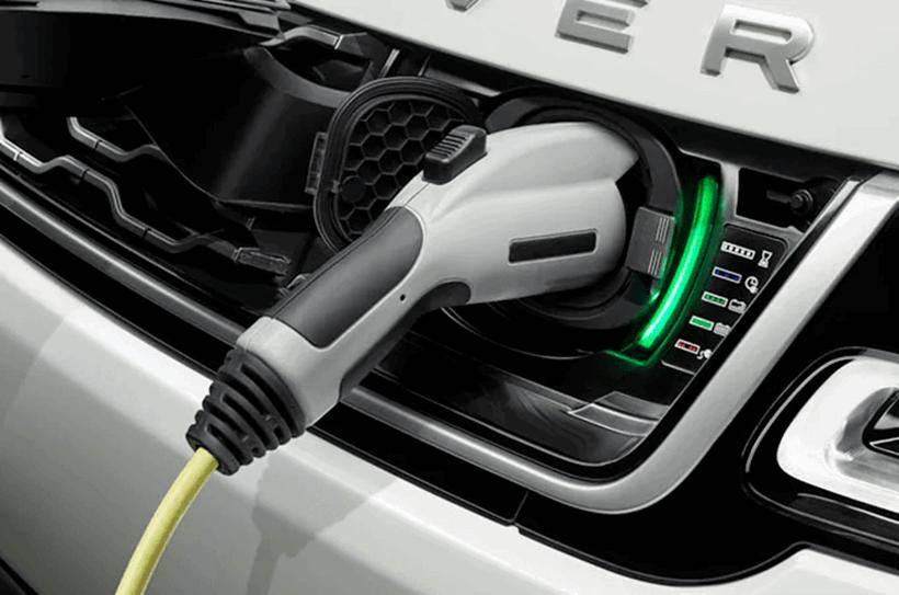 New Range Rover Sport Plug-in Hybrid