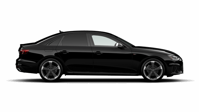 A4 Saloon  Black Edition