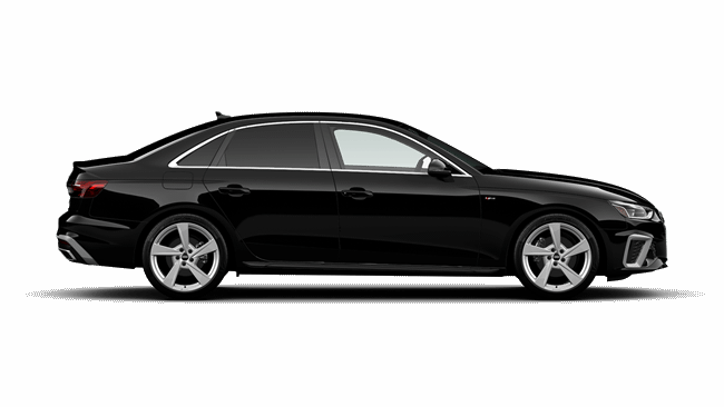 A4 Saloon  S line