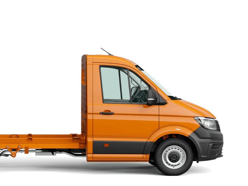 Crafter Single Cab