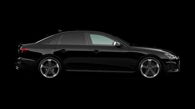 S4 Saloon  Black Edition