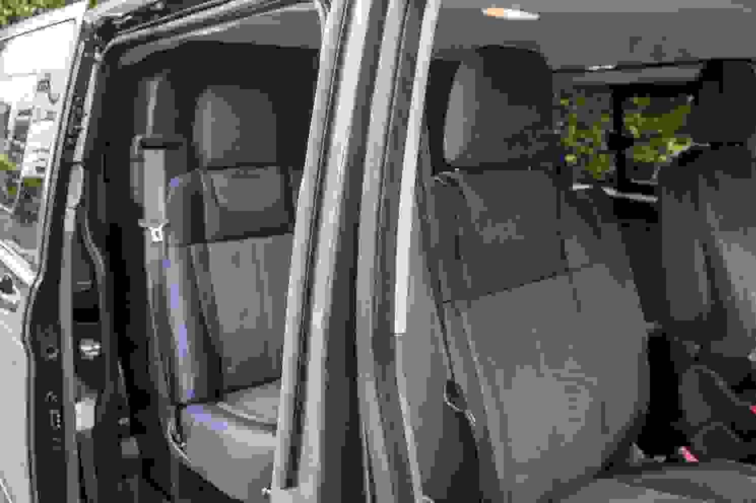 Ford Transit Custom MS-RT