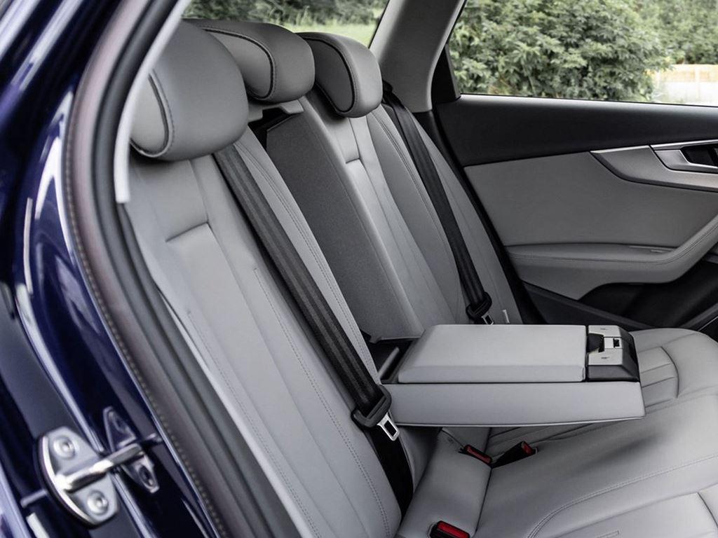 A4 Avant Interior Rear Seats