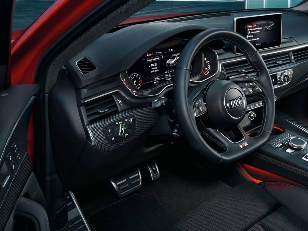 S4 Avant Steering Wheel