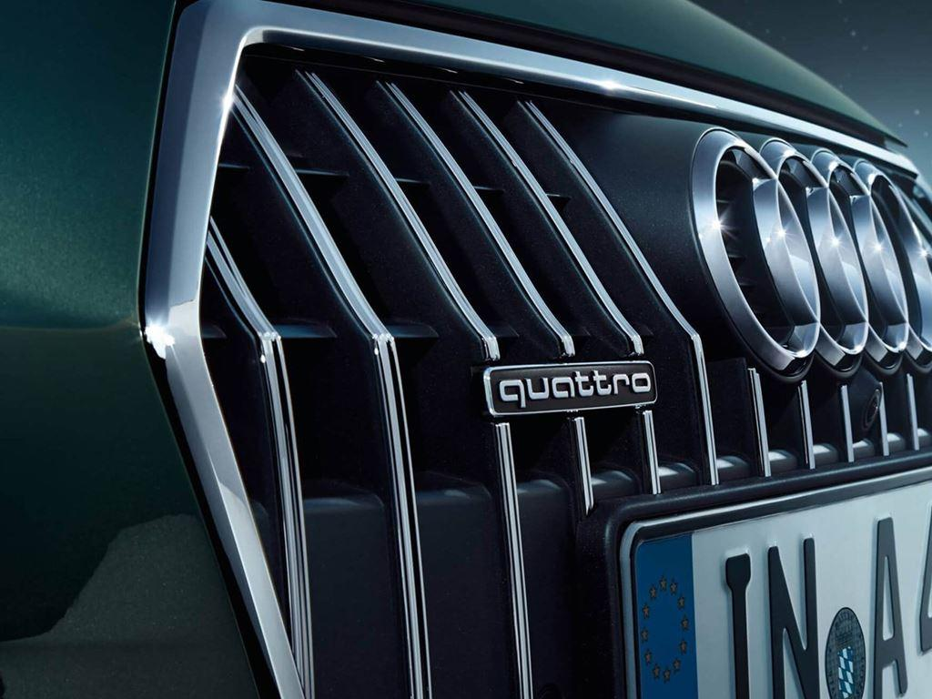 A4 Allroad front grille