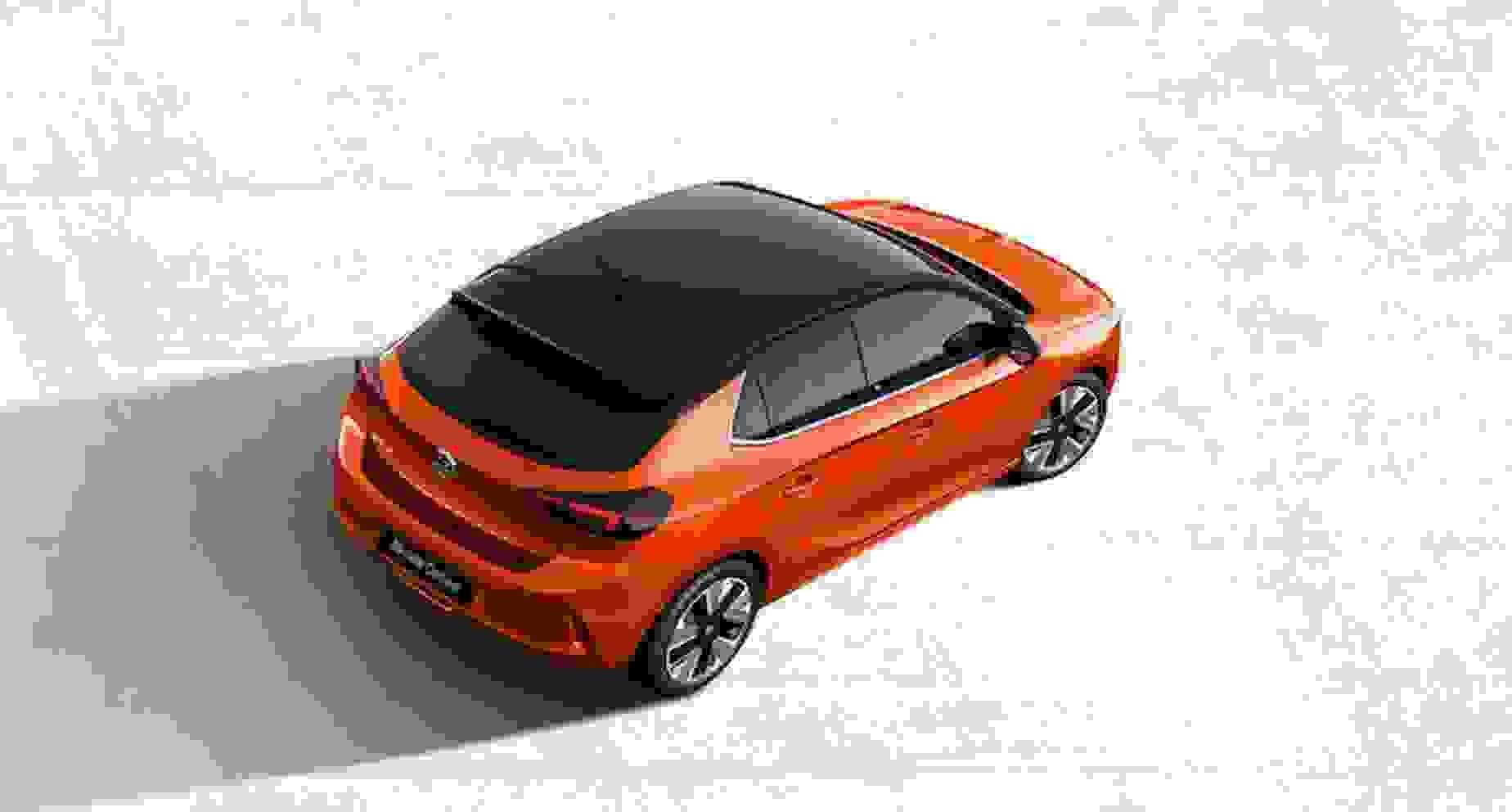 New All-Electric Corsa-e